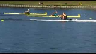 Men's single final - North Island Champs 8/2/15