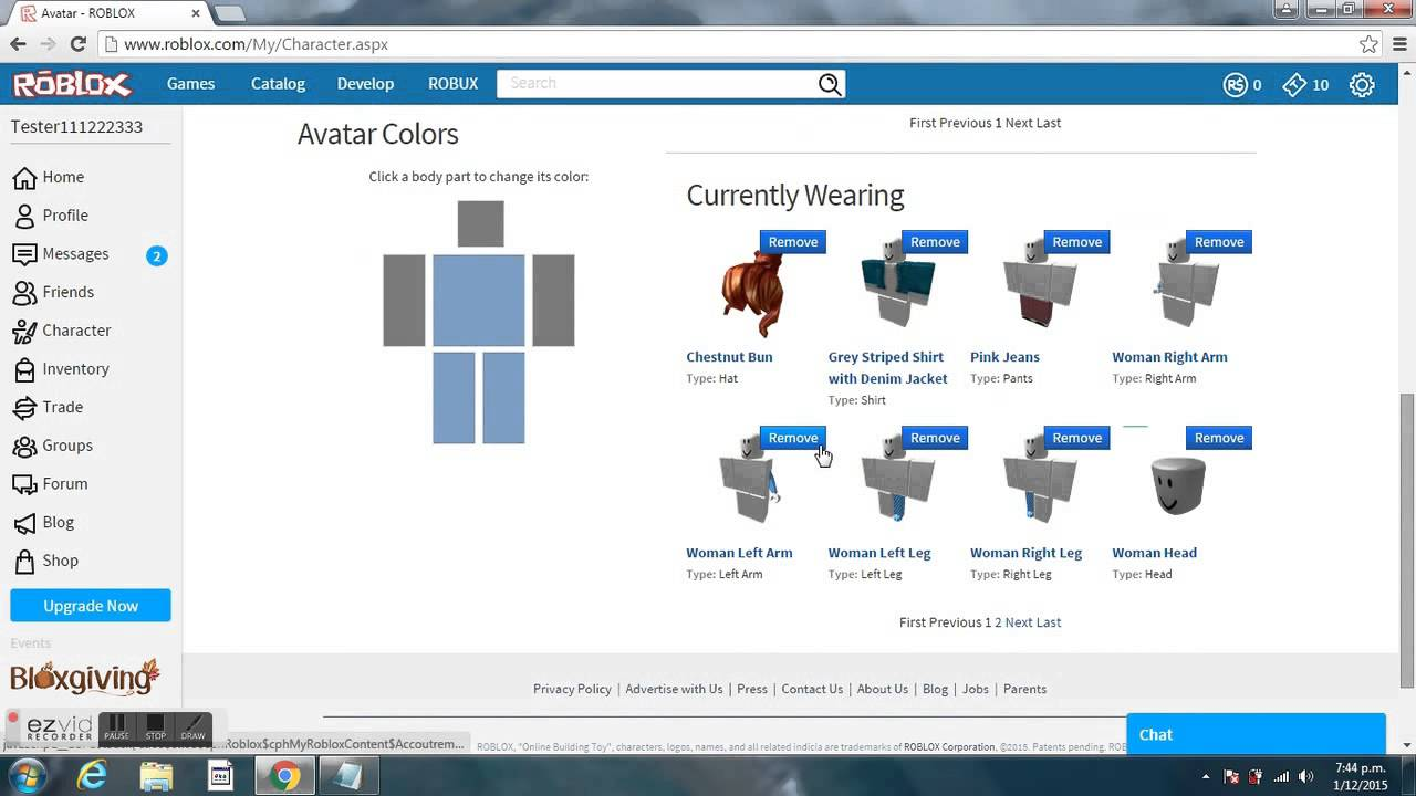 How To Look Like An Old Noob On Roblox Boy Girl Youtube