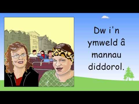 Holidays in Welsh | Welsh Beginner Lessons for Children