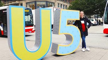 Wie die U5 Hamburg neu verbinden wird