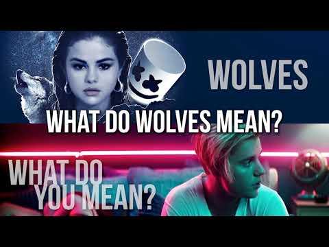 Wolves vs. What Do You Mean (MASHUP) Selena Gomez, Justin Bieber, Marshmello