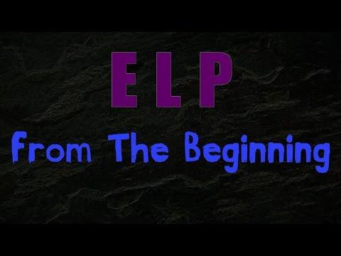 From The Beginning - ELP ( lyrics )