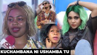 Mdogo wake DIVA (Dj Stizzle) Atoboa Siri Nzito Ugomvi wa Matusi Diamond,Diva,Gigy Money,WCB/Harmoniz