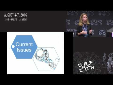 DEF CON 24 - Terrell McSweeny and Lorrie Cranor - Research on the Machines: Help the FTC