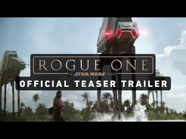 Rogue One: A Star Wars Story Video 1