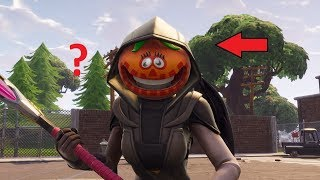 Fortnite Nightshade Face Reveal Skin (Saison 6 Skin)