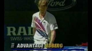 Australian Open 1993 SF Edberg vs Sampras 8/14