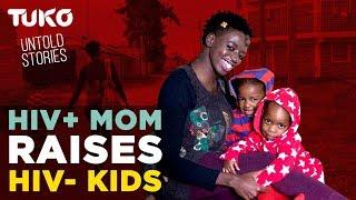 Phenny Awiti Story: Meet HIV Positive Mom Raising HIV Negative Kids | Tuko TV