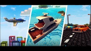 Ultimate Craft Multi Woŗlds Crafting Adventure Android Gameplay