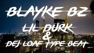 #lildurk #dejloaf Lil Durk X Dej Loaf type beat [Prod By Blayke Bz]