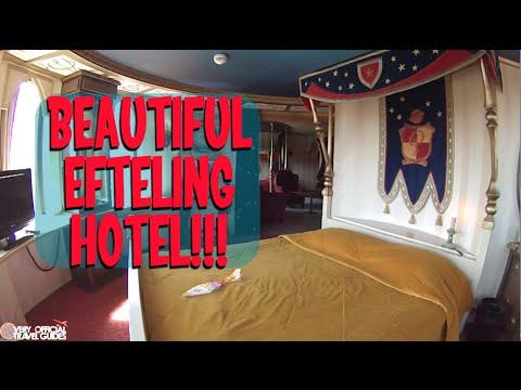 Efteling Hotel (amazing!)