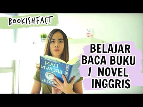 BELAJAR BACA BUKU / NOVEL BAHASA INGGRIS | Booktube Indonesia Mp3