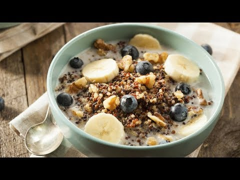 Quick and Easy Quinoa Breakfast Porridge