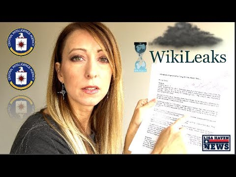 Thumbnail: Media Takes Advantage Of Irma—Silences Wikileaks Latest Data Dump—Wait Until You See What It Is
