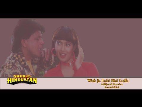 Woh Ja Rahi Hai Ladki | Abhijeet & Poornima | Sher e Hindustan
