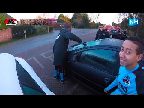 AZ Kicks   vlog #8: Anass Salah-Eddine