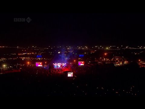 "Muse - Live at Glastonbury 2010 UK ""Inglaterra"""