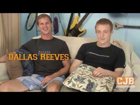 Charlie Adams & Dallas Reeves - Circle Jerk Boys