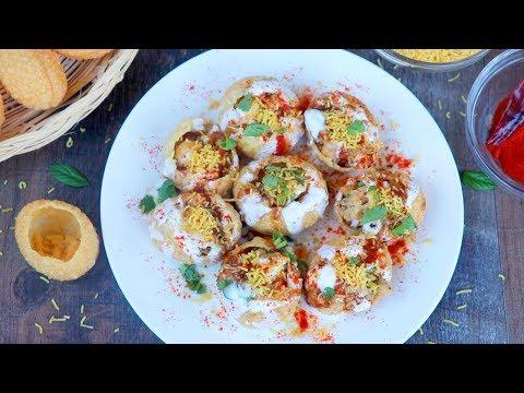 দই ফুচকা || Bangladeshi Doi Fuchka Recipe || Dahi Puri || Doi Fuska || Fuska/Fuchka Recipe