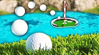 GOLF IMPOSIBLE!   Golf it!