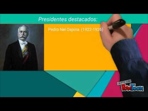 Hegemonía conservadora Colombia (1886-1930)