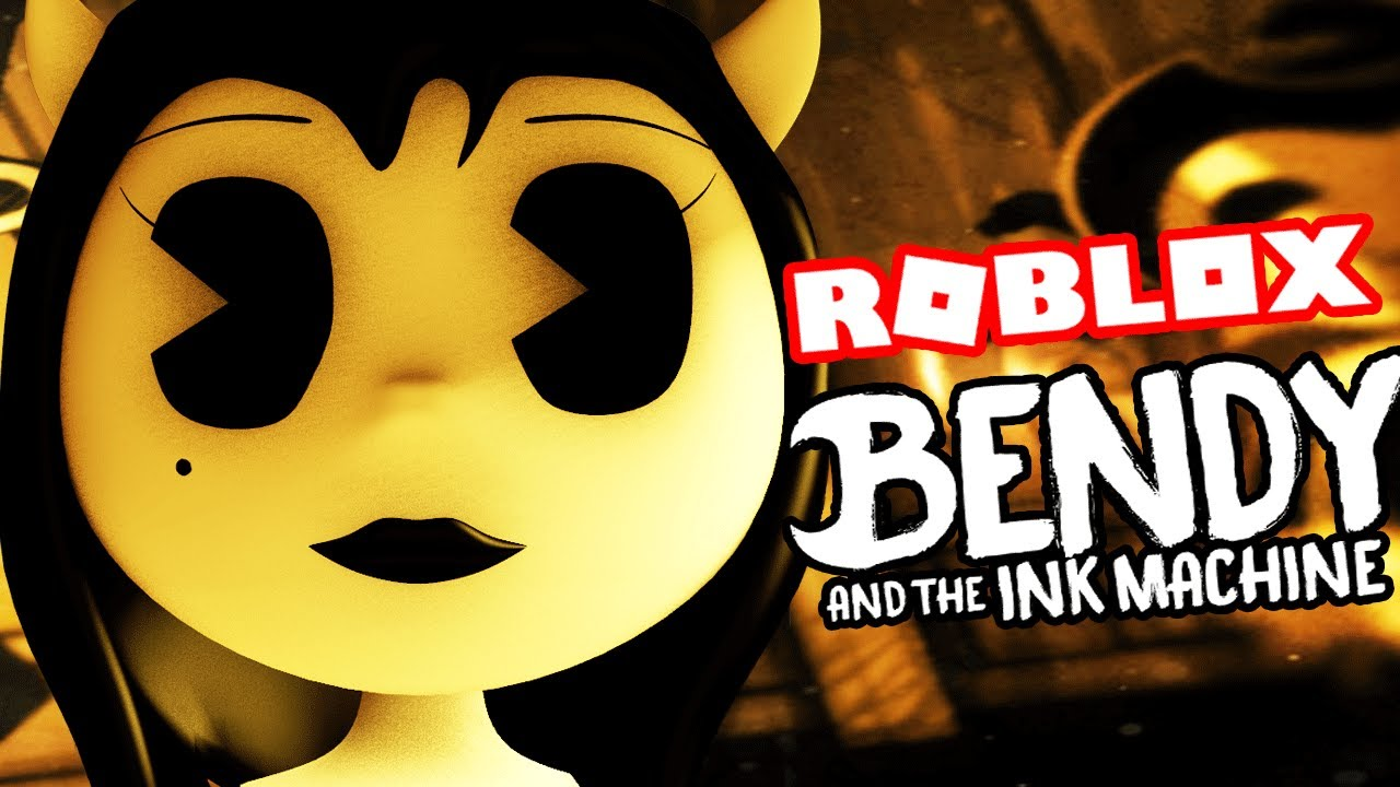 bendy and the ink machine song roblox