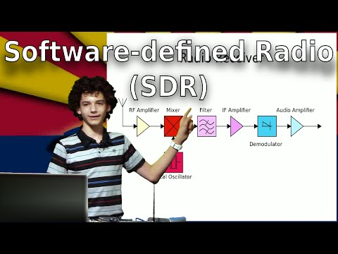 Schuyler St. Leger: Software Defined Radio (SDR)
