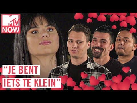 FAMKE LOUISE VINDT VALENTIJN VIA REAL-LIFE TINDER  MTV NOW SPECIAL