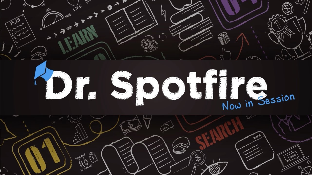 Dr  Spotfire - Using API Script Controls to Automate Shortcuts in Spotfire