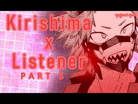 Kirishima Eijirou x listener ASMR p5 [My Hero Academia] 18+