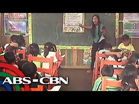TV Patrol: Lagay ng eskwelahan sa Arakan, North Cotabato
