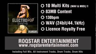 ROQSTAR - Electro Pop Synths