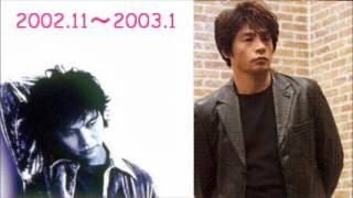 2002年11月~2003年1月 織田裕二「そんなもんだろう」発売時のラジオプ...