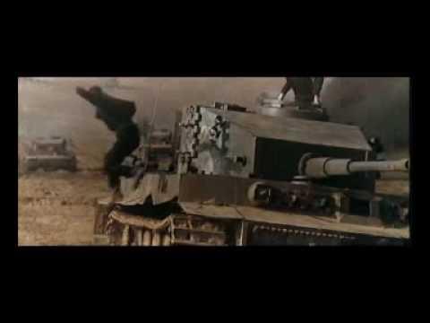 Kursk tank battle in an USSR Movie - Liberation (1972)