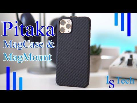 pitaka-magcase-&-magmount-iphone-11-pro