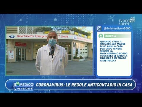 Coronavirus, gli aggiornamenti e le regole anti-contagio in casa