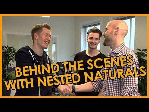 Behind The Scenes With Top Amazon Nutritional Supplement Brand, Nested Naturals