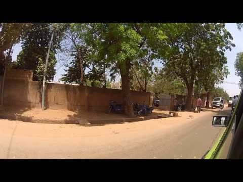 Streets of Ouagadougou - Burkina Faso