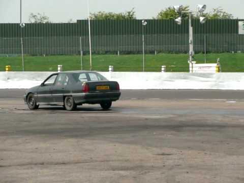 Stunt Car - J Turn 1 - YouTube