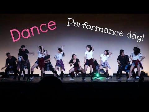 Dance performance day! ダンスの公演の当日Vlog #38