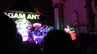 Adam Ant - Cheltenham 11.4.14