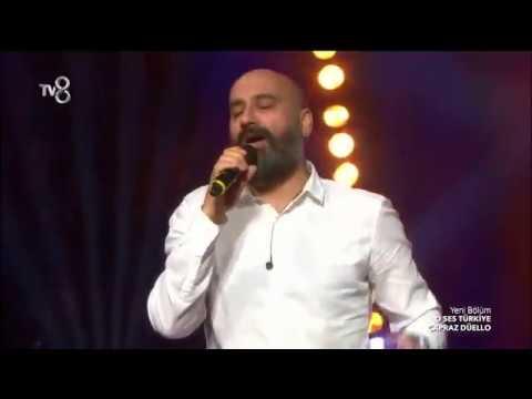 İpek&Levent ve Dodan Özer çapraz düellosu O Ses Türkiye