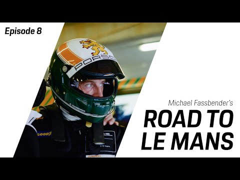 Michael Fassbender: Road to Le Mans - Season 2, Episode 8 – Home Race.