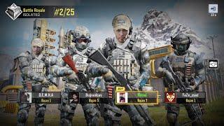 La partida que me saqué a las 3am #Call of Duty 🤯🔫