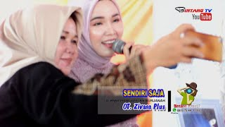 Sendiri Saja Ike Nurjanah COVER Sabrina OT. Zivana Plus - Ogan ilir Bangkit