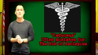"TRANSIT TV TEACHER - Lesson #139: ""The Rod of Asclepius"" - Justin Vyor, Los Angeles"