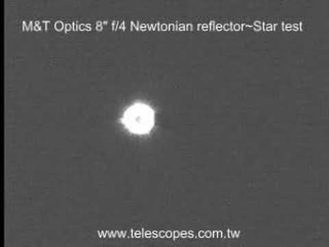 How to collimate a newtonian telescope spending zero money