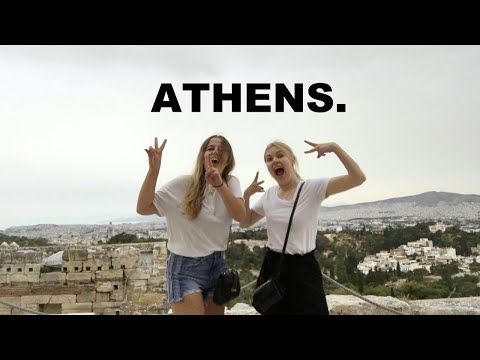 We didn't expect to have THAT much fun in Athens