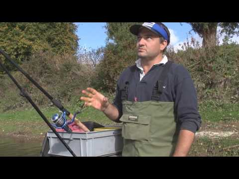 River Feeder Fishing on River Wye - Part 2