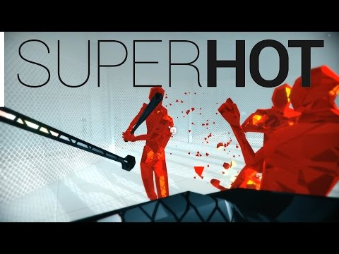 SUPERHOT, Slow Motion Glass Fighting